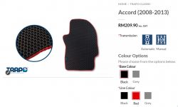www.trapomalaysia.com - TRAPO Malaysia Car Mats Product Shooting